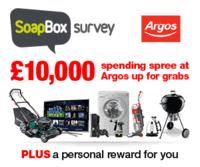 win £10,000 argos spree