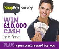 win £10,000 cash