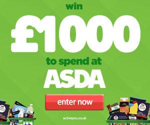 win £1,000 asda