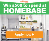 £500 homebase spend