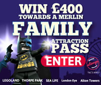£400 towards merlin pass