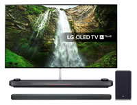 LG W9 tv