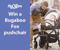 bugaboo pushchair