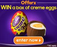 creme eggs