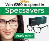 £250 specsavers spend