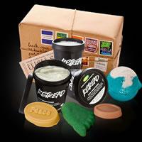 lush sample box